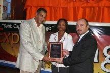 CAEI recibe reconocimiento en Expo Mango