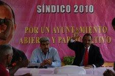 JULIO CESAR DIAZ ANUNCIA IMPLEMENTARA UN NUEVO MODELO DE GESTION MUNICIPAL