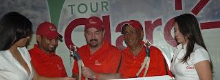 ANDRES DILONEX Y MANUEL DIAZ SE PROCLAMAN CAMPEONES DE LA GRAN FINAL DE TOUR CLARO DE GOLF 2010