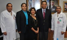 HOSPITAL FUERZAS ARMADAS Y UPHU FIRMAN CONVENIO DE AVAL DE RESIDENCIAS MEDICAS