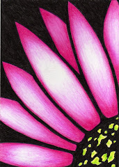 """Daze-y"" ACEO - SOLD"