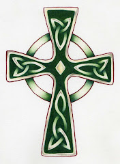 """Old World Celtic Cross"""