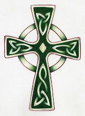 """""""Old World Celtic Cross"""""""