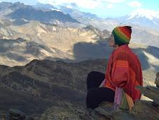 Chacaltaia a 5500 metres