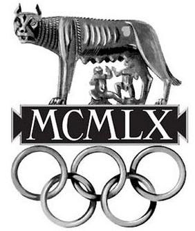 Logo da Olimpíada Roma 1960