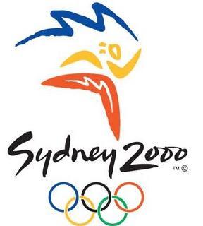 Logo da Olimpíada Sydney 2000