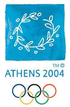 Logo da Olimpíada Atenas 2004