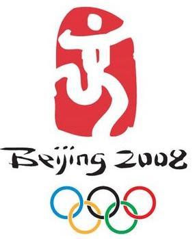 Logo da Olimpíada Pequim 2008