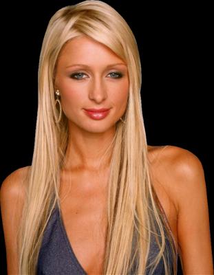 Modelo Paris Hilton