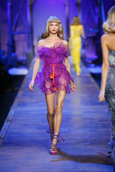 Paris Fashion Week - Moda