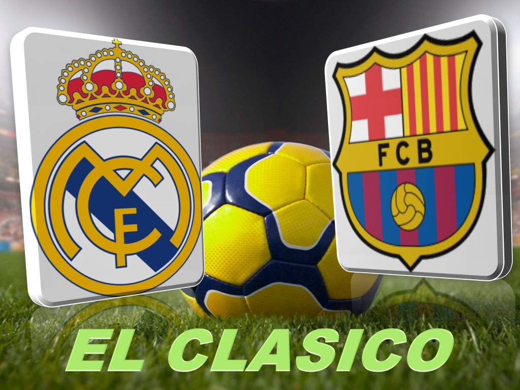 Live Text :FINAL: Real Madrid - Barcelona 1-1! See the start teams!