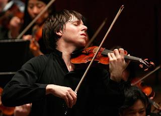 Un violinista en el metro