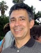 photo of Nader smiling