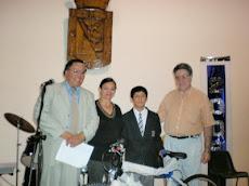 Entrega del Premio Gregorio Mimica