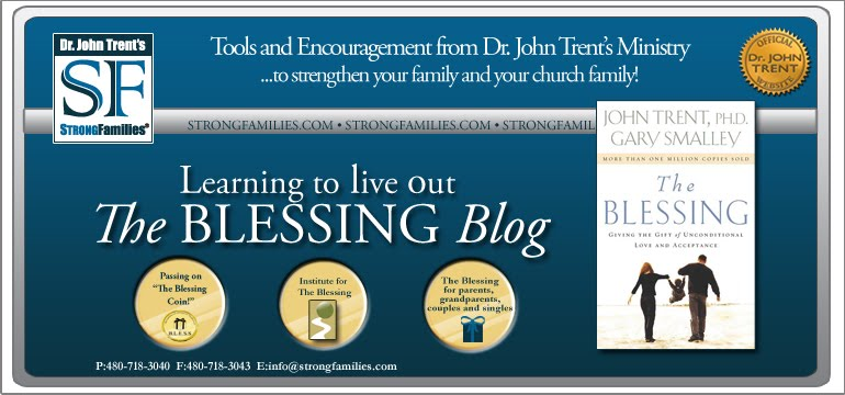John Trent&#39;s Strong Families