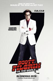Scott Pilgrim VS The World Poster