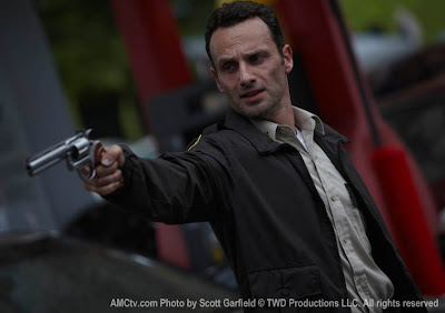 Walking Dead TV Series Rick Grimes