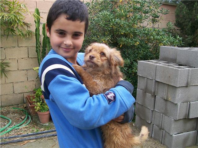 Fani adoptada en 2/3/09!!