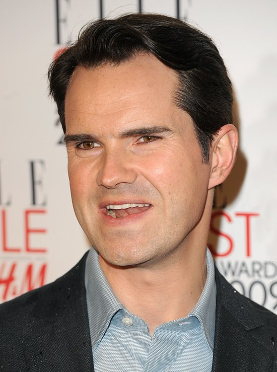 Jimmy Carr Eating Someones Soul