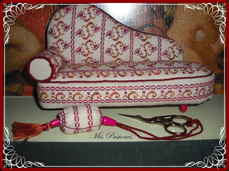 Mis pasiones el div n costurero de victorian memories for Victorian divan