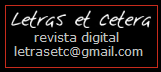 Letras et cetera - Revista Digital