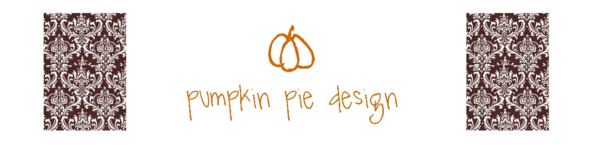 * Pumpkin Pie Design *