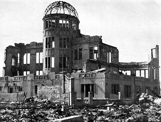 bombing of hiroshima and nagasaki. Hiroshima and Nagasaki.