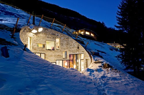 Villa Vals thoughts on architecture and urbanism a house inside a mountain in