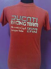 Vintage Ducati Shirt