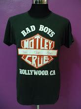 Vintage Motley Crue 87'