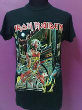 Vintage Iron Maiden 87