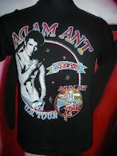 Vtg Adam Ant
