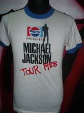 Vtg Micheal Jackson