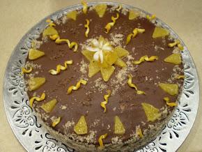 """Bohóc""  torta"