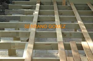 Estructuras para deck