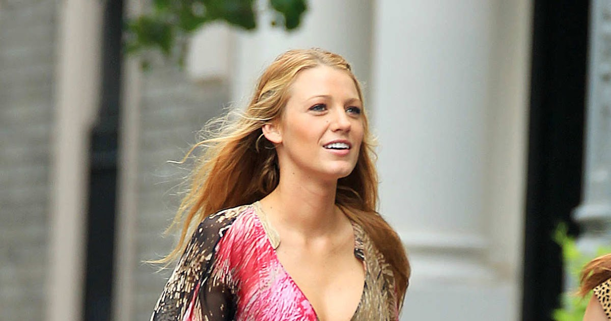 Blake lively beautiful pictures for Beautiful pictures