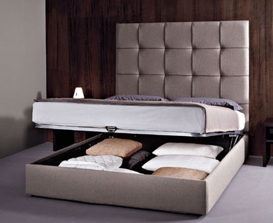 Modern Bedroom Storage Ideas