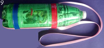 ทำขวดน้ำเย็นคนจนใช้เองได้ ของใช้แล้ว ขวดพลาสติก รีไซเคิล  DIY kung paano upang gumawa ng madaling murang mula sa mga cool na bote recraft muling gamitin ang plastic bote, cheapest ideya sa muling paggamit lumang plastic bote