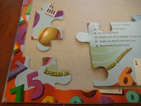 วิธีทำ จิ๊กซอว์ ตัวต่อภาพ jigsaw  กล่องกระดาษ กล่องซีเรียล กล่องอาหารเช้า บรรจุภัณฑ์ ของใช้แล้ว ลดขยะ รีไซเคิล วัสดุเหลือใช้ ไอเดีย how to diy ลดโลกร้อน โลกสีเขียว โครงงาน กระดาษ ทำของเล่น กระดาษใช้แล้ว recycle reuse