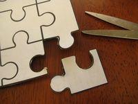 วิธีทำ จิ๊กซอว์ ตัวต่อภาพ jigsaw  กล่องกระดาษ กล่องซีเรียล กล่องอาหารเช้า บรรจุภัณฑ์ ของใช้แล้ว ลดขยะ รีไซเคิล วัสดุเหลือใช้ ไอเดีย how to diy ลดโลกร้อน โลกสีเขียว โครงงาน กระดาษ ทำของเล่น เด็กเล่น กระดาษใช้แล้ว recycle reuse