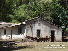 Centro clandestino de detención y tortura.Monte Peloni