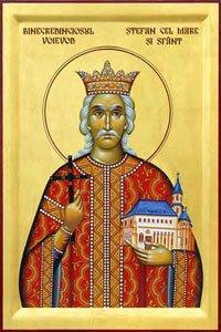 Sfantul Voievod Stefan, ocrotitorul casei mele