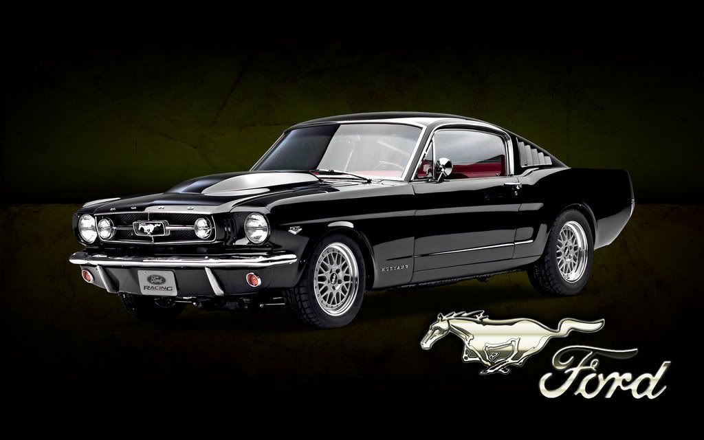 1968 ford mustang computer - photo #27