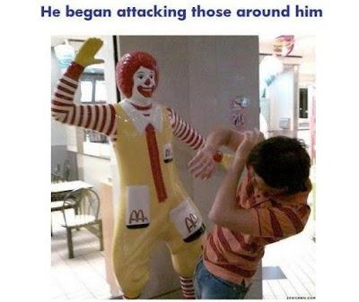 Mc Donald Story