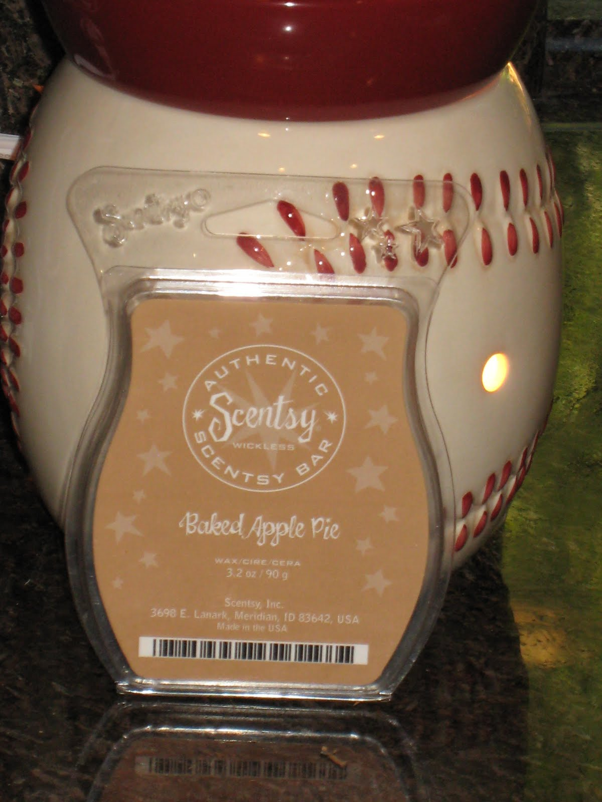 Scentsy Home Party Ideas http://little-yayas.com/2010/05/scentsy-review-giveaway.html