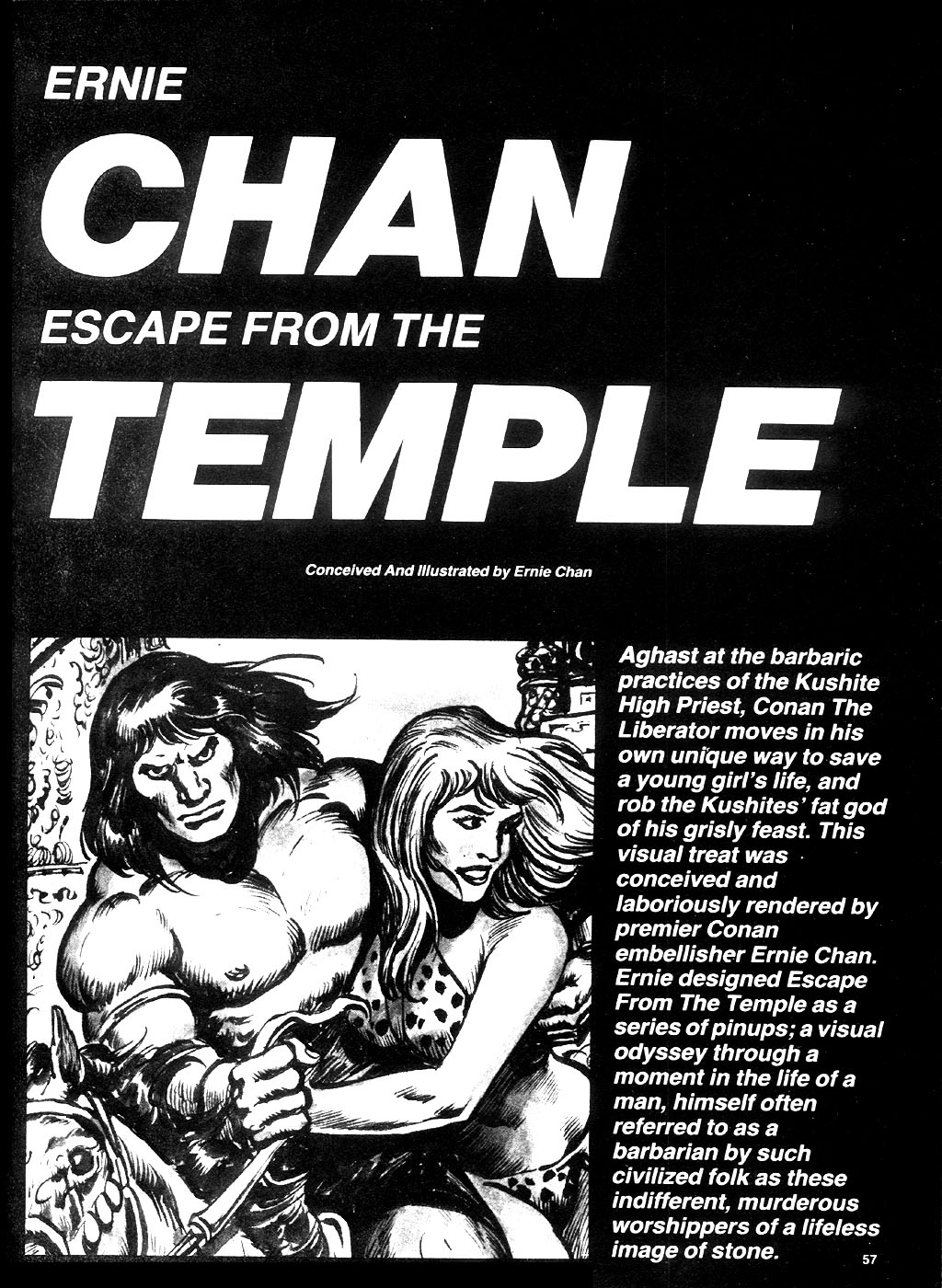 The Savage Sword Of Conan Issue #87 #88 - English 57