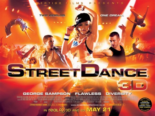 StreetDance 3D movie