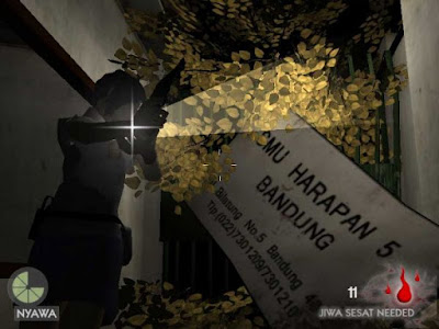 Game Horror 3D Buatan Indonesia ( Jurig Escape )