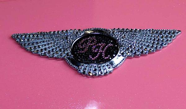 Paris Hilton Car Pink Bentley