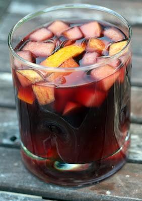 ingredients 1 bottle fruity red wine 1 cup brandy 1 2 cup triple sec 2 ...